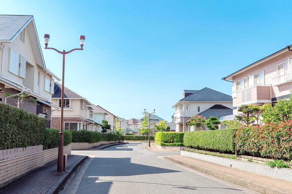 藤沢市に地元密着だからこそ「住みやすい土地」を熟知しています