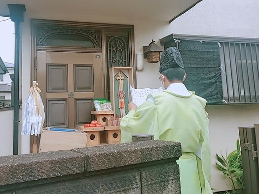 埋井祭(まいせいさい)、解体清祓(かいたいきよばらい)
